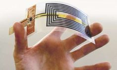 Graphene technology enables fully flexible NFC antennas