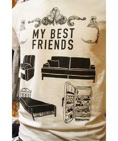 Happiness t-shirt uomo my best frie | T-Shirt e Polo | Uomo | Abbigliamento