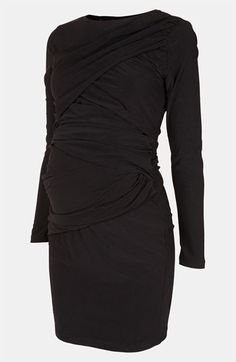 Mama licious val lace black dress