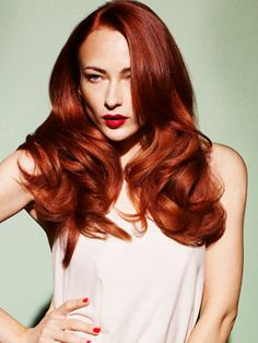 Royal Belle - Headmasters SS12 Blow-Dry Collection. www.handbag.com/hair
