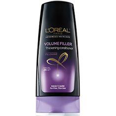 Advanced Haircare - Volume Filler Thickening Conditioner 12.6 oz - Shampoo & Conditioner