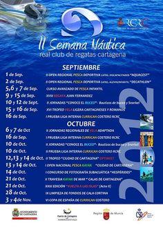 España. II Semana Náutica RCR Cartagena