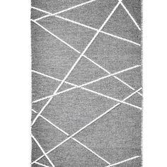 Line Grå/vit matta Area Rugs, Texture, Plast, Inspiration, Home Decor, Tips, Surface Finish, Biblical Inspiration, Rugs