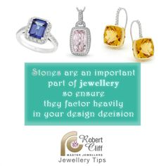 #JewelleryTips: Choose #gemstones to reflect your personality, as well as complement your skin tone. #jewelrytips #fashiontip #accessories #jewellerylover #jewels