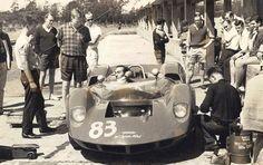 Bob Oltoff McLaren Ford @ Roy Hesketh SA