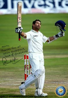 BCCI win cricket fans' hearts by giving them Sachin Tendulkar's digital autograph on his photo with a personalised message Bruinenberg Bagley 2011 Cricket World Cup, India Cricket Team, Cricket Sport, Sachin A Billion Dreams, Mumbai Indians Ipl, Dhoni Wallpapers, Cricket Wallpapers, Sachin Tendulkar, Sports Photos