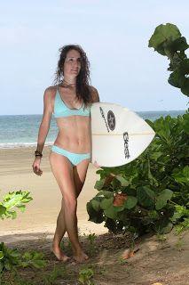 COSTA lifestyle COSTA bikinis: Bikinis for surf and kitesurf! Puerto Rico. Surfwear swimwear for active girls in the water