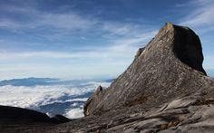 Mount Kinabalu South East Asia [x]