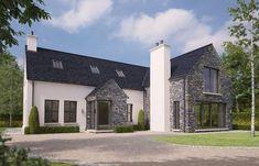 53 Ideas farmhouse architecture house plans front elevation for 2019 Bungalow Exterior, Bungalow Renovation, Bungalow House Design, Dream House Exterior, House Exteriors, Farmhouse Architecture, Modern Farmhouse Exterior, French Farmhouse, Farmhouse Style
