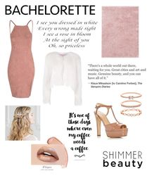 """""""BACHELORETTE"""" by scfia on Polyvore featuring beauty, Ted Baker, Accessorize, Sergio Rossi and Giamba"""