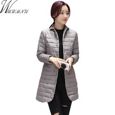 Wmwmnu Wide-waisted Full Real Special Offer Winter Jacket Women 2017 Thin Padded Coat Out Wear Warm Parka Jaquetas Feminina * AliExpress Affiliate's buyable pin. Click the image to view the details on www.aliexpress.com