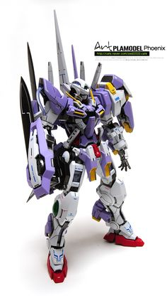 POINTNET.COM.HK - MG 1/100 Gundam Exia 雪崩??