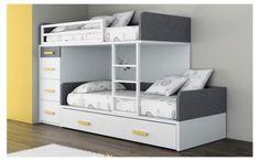 Lit superposé pour enfant et ado - Acheter meubles sur mesure en ligne - Meubles Ros / 880 €