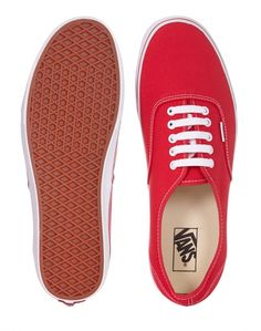 The Authentic Plimsolls / by Vans