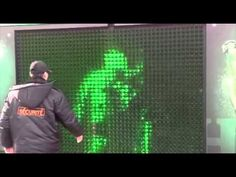 Heineken Interactive Video Bottle Wall - YouTube