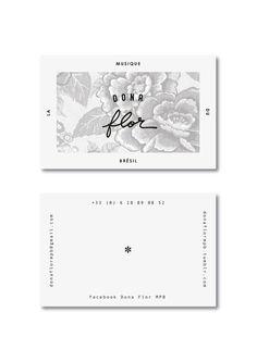 Laia Loio Studio, branding, business cards, black, white, script, typography, floral pattern: