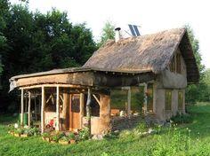 zajezka ecovillage in Slovakia
