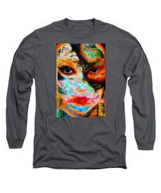 Long Sleeve T-Shirt - Masquerade
