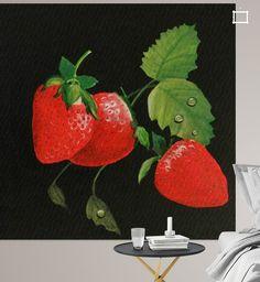 Erdbeeren von Iwona Sdunek alias ANOWI