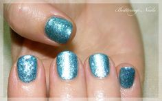 """Shellac in new colour """"Glacial Mist"""""""