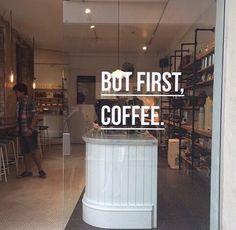Day saver. Coffee.