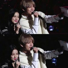 Read Vsoo from the story BTS & BLACKPİNK by ivymarianas (Ivy) with 546 reads. Taehyung Fanart, Bts Taehyung, Blackpink Photos, Bts Pictures, Kpop Couples, Cute Couples, Lisa Park, Ariana Grande Gif, Blackpink Memes