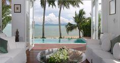 Beach house, Koh Samui, Thailand