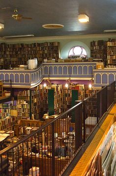 19 Unmissable Second-Hand Bookshops For Every British Bookworm