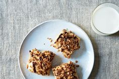 Icebox bars from Food52