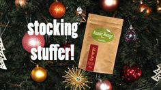 Perfect for gifts as stocking stuffers. Choose the healthy options this Christmas. Order online now at www.aussierangeteaaustralia.com