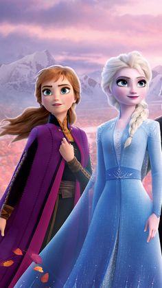 Frozen 2 4k Wallpapers Free And Easy To Download In 2021 Frozen Background Disney Princess Wallpaper Frozen Wallpaper