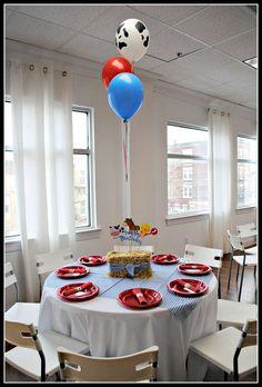 Barnyard Birthday Party Ideas   Photo 4 of 50