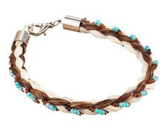 Treasures of Nature Braided Horse Hair Bracelet | Bass Pro Shops