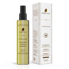 L'Africaine - Huile Majestueuse 100 ML - Bio & Vegan - Karethic Face Wrinkles, Wrinkled Skin, Moisturizer With Spf, France, Korean Makeup, Combination Skin, Organic Skin Care, Skin Care Tips, Perfume Bottles