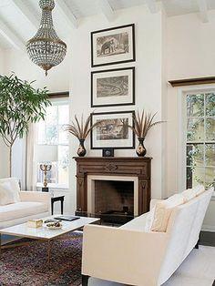 Fireplace Designs and Design Ideas, Fireplace Photos - BHG.com