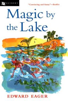 Four siblings' summer by the lake is made extra magical through adventures courtesy its enchanted water. Full review at Sparrow Tree Square.