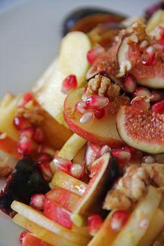 Fall Fruit Salad
