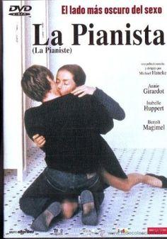 La Pianista [Vídeo-DVD] / película escrita y dirigida por Michael Haneke