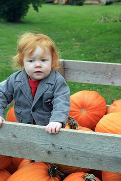 Ginger babies are the best.
