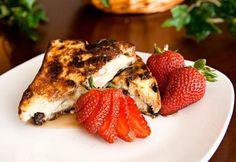 Ww 7 Points - Banana Stuffed French Toast. Photo by CulinaryExplorer