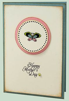 Mother's Day Butterfly Card - Crafts 'n things