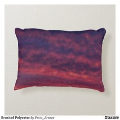 Brushed Polyester Accent Pillow Soft Pillows, Accent Pillows, Throw Pillows, Cuddle Pillow, Christmas Card Holders, Soft Fabrics, Keep It Cleaner, Style, Swag