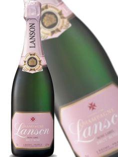 Lanson Rose Label Brut