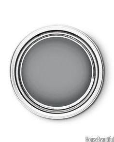 The best paint colors for this year: Sherwin-Williams Classic French Gray SW 007 paint