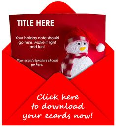 Free Christmas Card Email Templates Amusing 46 Best Free Holiday Ecards Images On Pinterest  Free Holiday .