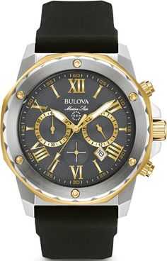 @bulova Watch Marine Star #2015-2016-sale #add-content #bezel-fixed #black-friday-special #bracelet-strap-rubber #brand-bulova #case-depth-12-7mm #case-material-steel #case-width-44mm #chronograph-yes #comparison #date-yes #delivery-timescale-1-2-weeks #dial-colour-grey #fashion #gender-mens #movement-quartz-battery #new-product-yes #official-stockist-for-bulova-watches #packaging-bulova-watch-packaging #sale-item-yes #style-dress #subcat-marine-star #supplier-model-no-98b277 #vip-exclusive…