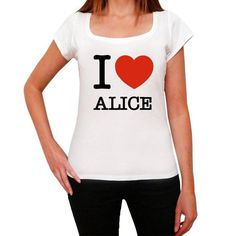 #I #love #Alice #white #tshirt #women  Alice-the place where dreams come true... Buy it now, online, here --> https://www.teeshirtee.com/collections/i-love-citys-women-white/products/alice-i-love-citys-white-womens-short-sleeve-rounded-neck-t-shirt-100-cotton-available-in-sizes-xs-s-m-l-xl