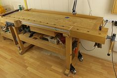 Tools to Get Started in Woodworking: Choosing a Workbench
