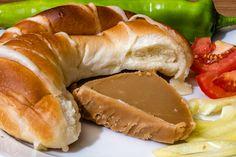 Vajalja - dél-alföldi, ősi, paraszti, magyar étel - etcetera.hu Hot Dog Buns, Hot Dogs, Naha, Bread, Food, Brot, Essen, Baking, Meals