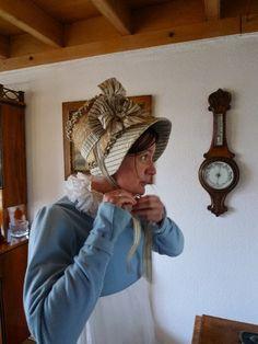 Kleidung um 1800: 1814 Costume Parisien Spencer de Merino
